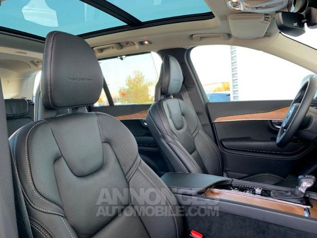 Volvo XC90 D5 AdBlue AWD 235ch Inscription Luxe Geartronic 7 places Blanc Cristal Occasion - 16