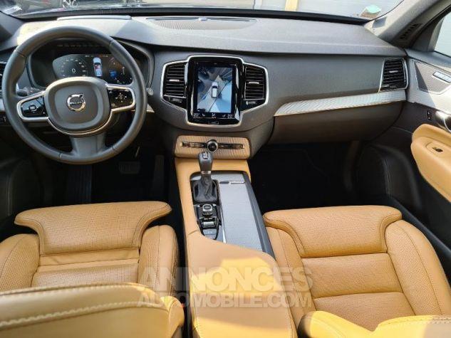 Volvo XC90 D5 AdBlue AWD 235ch Inscription Luxe Geartronic 7 places Noir Métal Occasion - 3