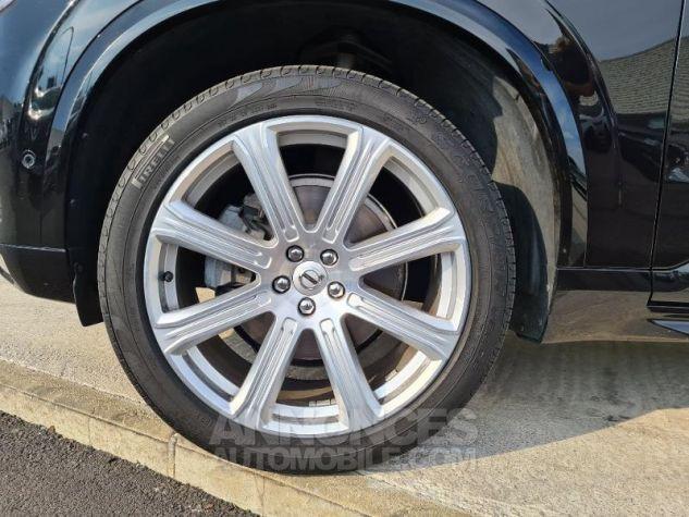 Volvo XC90 D5 AdBlue AWD 235ch Inscription Luxe Geartronic 7 places Noir Métal Occasion - 6