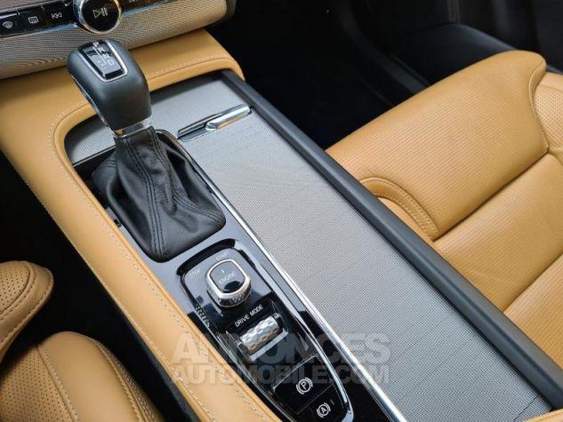 Volvo XC90 D5 AdBlue AWD 235ch Inscription Luxe Geartronic 7 places Noir Métal Occasion - 18