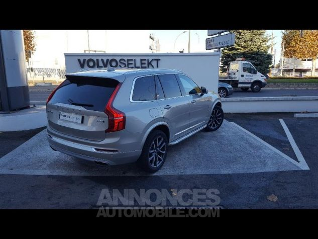 Volvo XC90 D5 AWD 225ch Inscription Geartronic 7 places SABLE LUMINEUX Occasion - 3