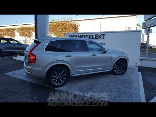 Volvo XC90 D5 AWD 225ch Inscription Geartronic 7 places SABLE LUMINEUX Occasion - 4