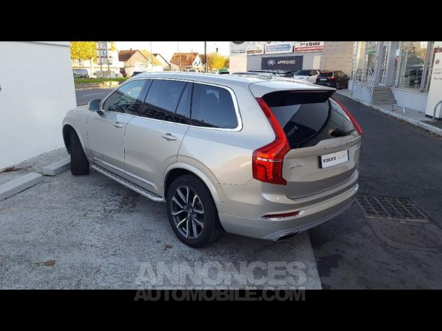 Volvo XC90 D5 AWD 225ch Inscription Geartronic 7 places SABLE LUMINEUX Occasion - 5