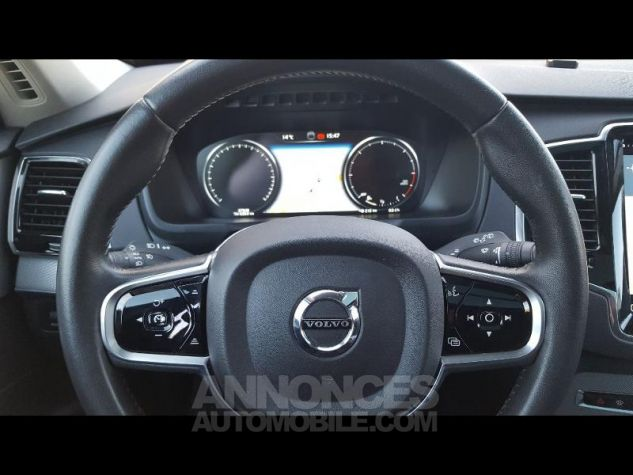 Volvo XC90 D5 AWD 225ch Inscription Geartronic 7 places SABLE LUMINEUX Occasion - 17