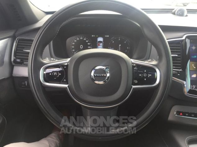 Volvo XC90 D5 AWD 225ch Inscription Luxe Geartronic 7 places blanc Occasion - 14