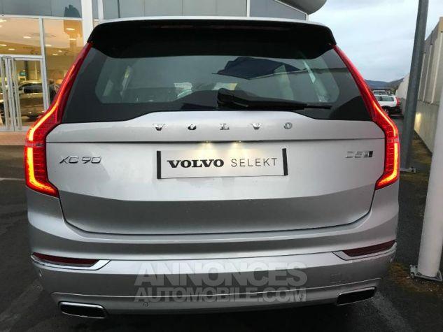 Volvo XC90 D5 AWD 235ch Inscription Geartronic 7 places Argent Brillant Métallisé Occasion - 5