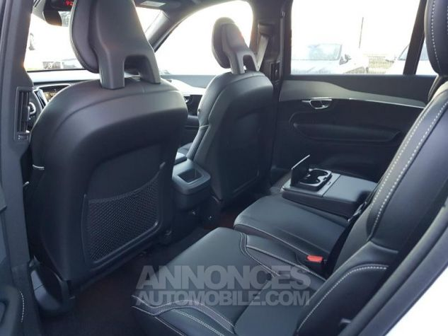 Volvo XC90 D5 AWD 235ch R-Design Geartronic 7 places Blanc Glace Neuf - 5