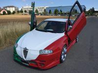 Alfa Romeo 147 2.0 TS 16V Distinctive TUNING - <small></small> 9.900 € <small>TTC</small> - #2