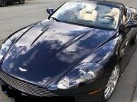 Aston Martin DB9 VOLANTE TOUCTRONIC Occasion
