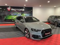 Audi RS4 V AVANT V6 2.9 TFSI 450 QUATTRO TIPTRONIC - <small></small> 83.990 € <small>TTC</small> - #4