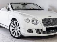 Bentley Continental GTC MULLINER Occasion