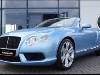 Bentley Continental GTC V8 507  Occasion