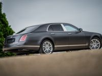 Bentley Mulsanne Sièges chauffants/ventiles/massage / TV / Toit en cuir / Camera de recul - <small></small> 99.000 € <small>TTC</small> - #65