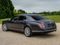 Bentley Mulsanne Sièges chauffants/ventiles/massage / TV / Toit en cuir / Camera de recul - <small></small> 99.000 € <small>TTC</small> - #71