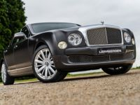 Bentley Mulsanne Sièges chauffants/ventiles/massage / TV / Toit en cuir / Camera de recul - <small></small> 99.000 € <small>TTC</small> - #82