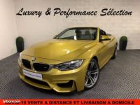 BMW M4 CABRIOLET 431ch DKG7 46000km 1° MAIN CUIR ETENDU CARBONE - <small></small> 57.990 € <small>TTC</small> - #1