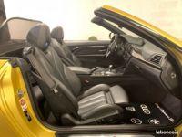 BMW M4 CABRIOLET 431ch DKG7 46000km 1° MAIN CUIR ETENDU CARBONE - <small></small> 57.990 € <small>TTC</small> - #7
