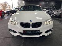 BMW Série 2 220D F23 190 CH CABRIOLET M SPORT BVA8 Francaise - <small></small> 29.990 € <small>TTC</small> - #1