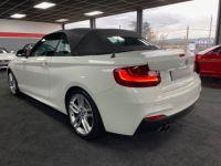 BMW Série 2 220D F23 190 CH CABRIOLET M SPORT BVA8 Francaise - <small></small> 29.990 € <small>TTC</small> - #6