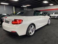 BMW Série 2 220D F23 190 CH CABRIOLET M SPORT BVA8 Francaise - <small></small> 29.990 € <small>TTC</small> - #7