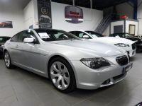 BMW Série 6 E63 645CIA 333CH Occasion