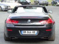 BMW Série 6 SERIE 650i Cabriolet Luxe - BVA Sport CABRIOLET F12 650i PHASE 1 - <small></small> 44.900 € <small>TTC</small> - #4