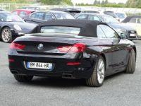 BMW Série 6 SERIE 650i Cabriolet Luxe - BVA Sport CABRIOLET F12 650i PHASE 1 - <small></small> 44.900 € <small>TTC</small> - #6