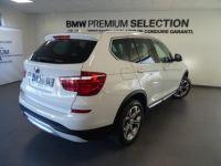 BMW X3 sDrive18d 150ch xLine Start Edition - <small></small> 29.380 € <small>TTC</small> - #3