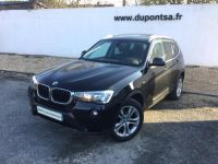 BMW X3 sDrive18dA 150ch Lounge Plus Occasion