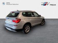 BMW X3 sDrive18dA 150ch xLine Start Edition - <small></small> 31.324 € <small>TTC</small> - #2
