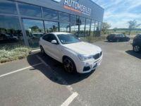 BMW X4 (F26) XDRIVE35DA 313CH M SPORT - <small></small> 34.980 € <small>TTC</small> - #8