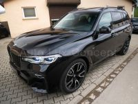 BMW X7 xDrive40d M Sport, Sièges M, ACC, Caméra 360°, Divertissement AR, TV, Toit Sky Lounge, Attelage - <small></small> 119.900 € <small>TTC</small> - #1