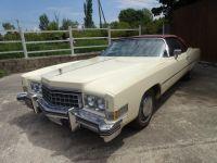 Cadillac Eldorado 1973 Occasion
