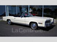 Cadillac Eldorado V8 CABRIOLET Occasion