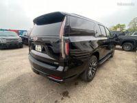 Cadillac ESCALADE 2021 ESV Sport V8 6.2L disponible sur parc - <small></small> 158.400 € <small>TTC</small> - #4