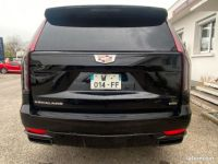 Cadillac ESCALADE 2021 ESV Sport V8 6.2L disponible sur parc - <small></small> 158.400 € <small>TTC</small> - #5
