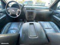 Chevrolet Avalanche 2008 VERSION Z71 4x4 SPORT 5.3L V8 E85 ETHANOL FLEX FUEL ORIGINE - <small></small> 26.900 € <small>TTC</small> - #8