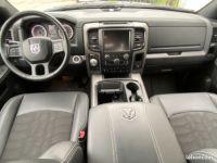 Dodge Ram 1500 REBEL V6 3.6L RAMBOX AIR SUSPENSION CREW CAB 46 800 TTC - <small></small> 46.800 € <small>TTC</small> - #7
