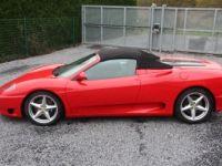 Ferrari 360 Modena spider - <small></small> 74.900 € <small>TTC</small> - #4