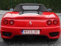 Ferrari 360 Modena spider - <small></small> 74.900 € <small>TTC</small> - #7