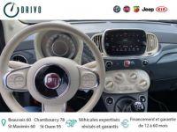 Fiat 500 1.2 8v 69ch Mirror - <small></small> 9.470 € <small>TTC</small> - #9