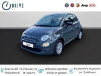 Fiat 500 1.2 8v 69ch Pop - <small></small> 8.970 € <small>TTC</small> - #1
