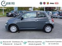 Fiat 500 1.2 8v 69ch Pop - <small></small> 8.970 € <small>TTC</small> - #4