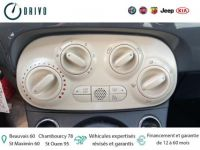 Fiat 500 1.2 8v 69ch Pop - <small></small> 8.970 € <small>TTC</small> - #16
