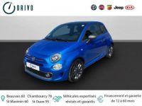 Fiat 500 1.2 8v 69ch S - <small></small> 9.980 € <small>TTC</small> - #1