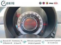 Fiat 500 1.2 8v 69ch S - <small></small> 9.980 € <small>TTC</small> - #7