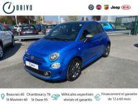 Fiat 500 1.2 8v 69ch S - <small></small> 9.980 € <small>TTC</small> - #17