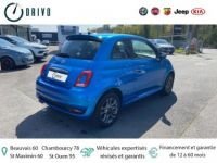 Fiat 500 1.2 8v 69ch S - <small></small> 9.980 € <small>TTC</small> - #18