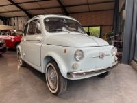 Fiat 500 D PORTES SUICIDE TOIT AMOVIBLE - <small></small> 17.900 € <small>TTC</small> - #1