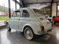 Fiat 500 D PORTES SUICIDE TOIT AMOVIBLE - <small></small> 17.900 € <small>TTC</small> - #3